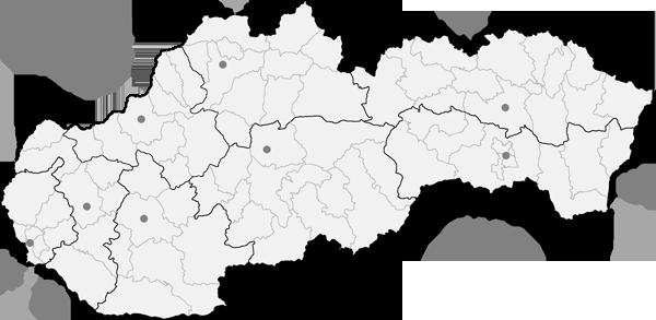 Slovakia_map
